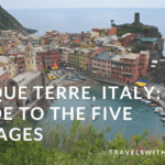 Cinque Terre Guide To Villages - www.travelswithelle.com