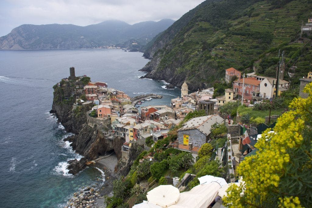 Cinque Terre Italy - Travels With Elle