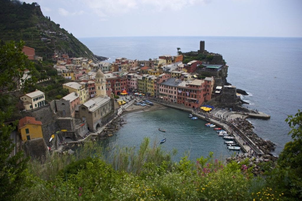 Cinque Terre, Italy Travels With Elle