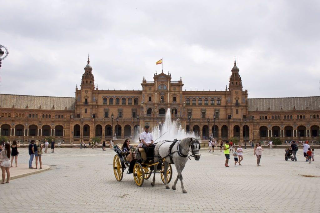 Seville, Spain - www.travelswithelle.com