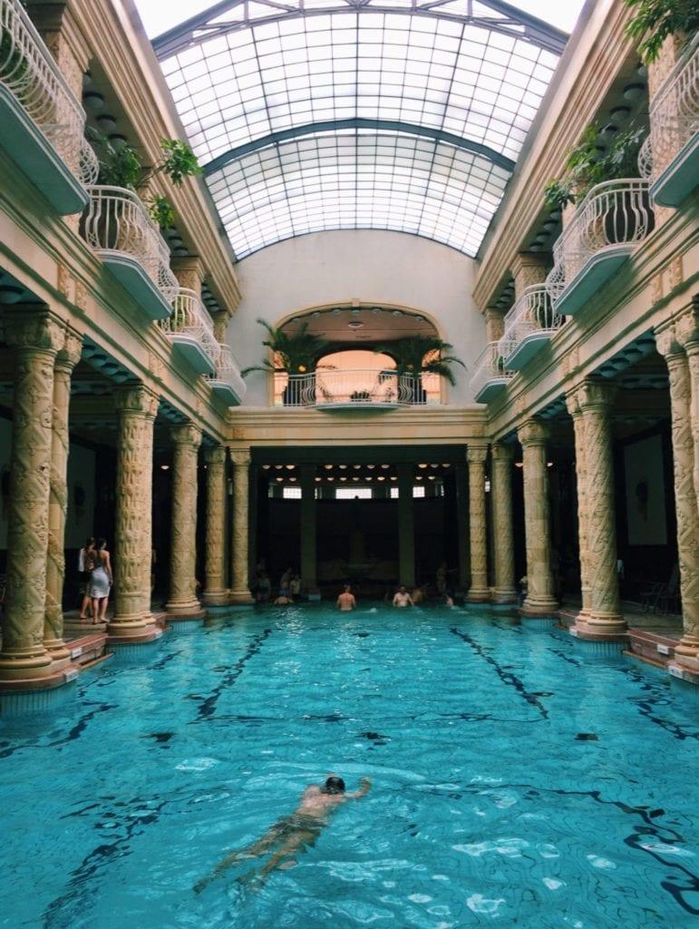 budapest bathouse