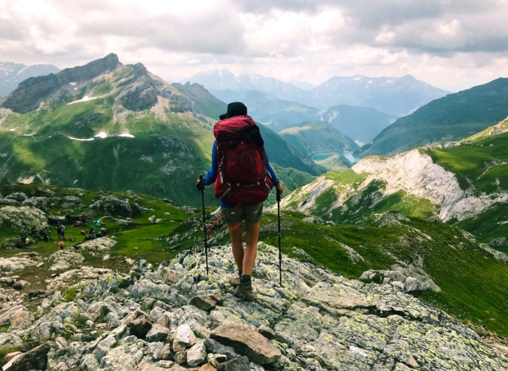 Tour Du Mont Blanc - Travels With Elle