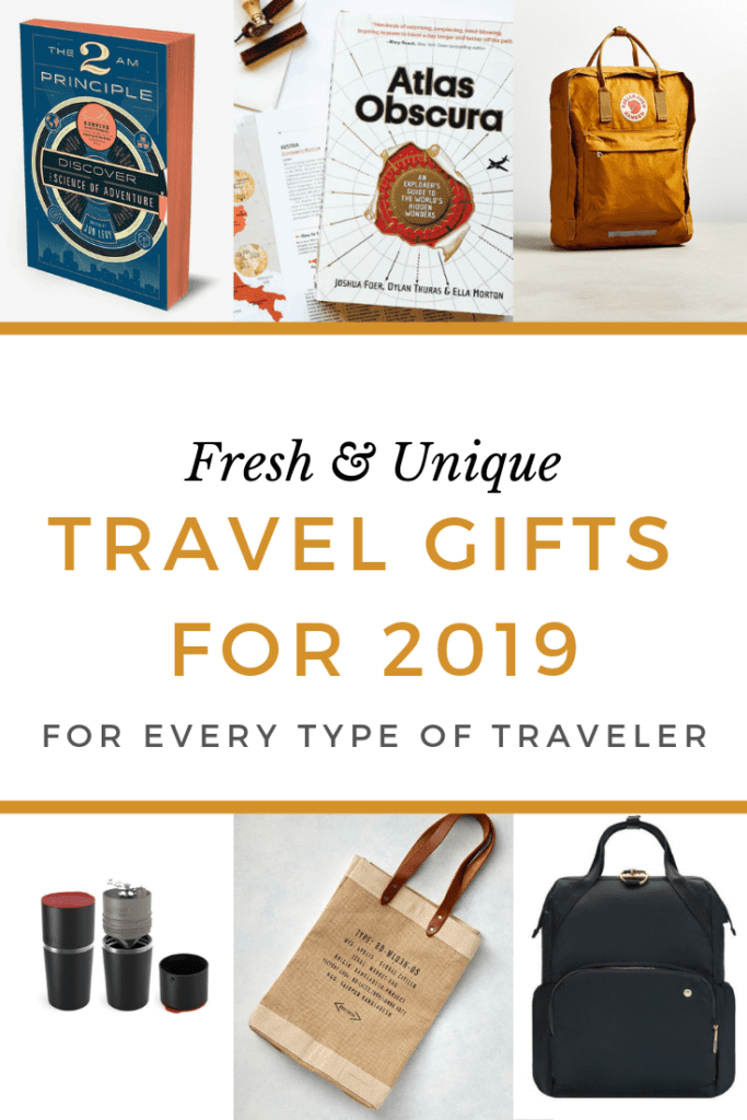 Top Travel Gifts 2019 - www.travelswithelle.com