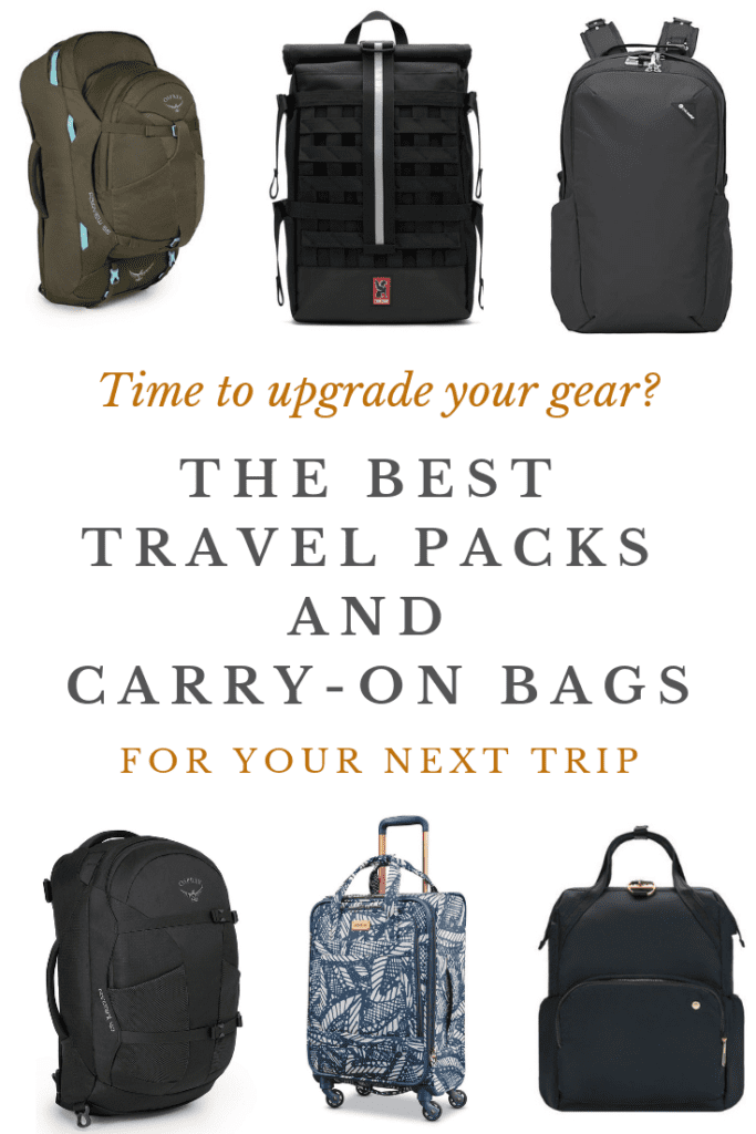Travel Backpacks and Carry-ons - www.travelswithelle.com