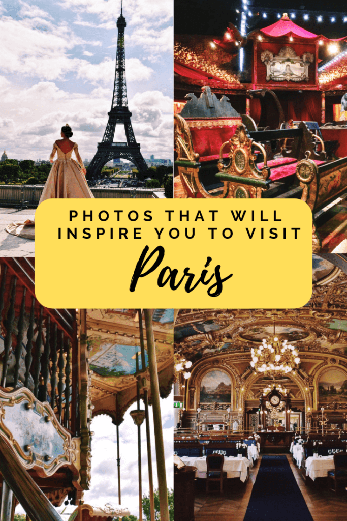Photos That Will Make You Want To Visit Paris - www.travelswithelle.com