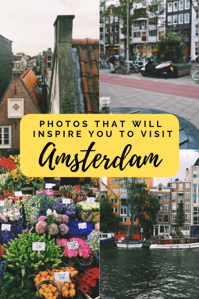 Photos That Will Inspire You To Visit Amsterdam - Travels With Elle