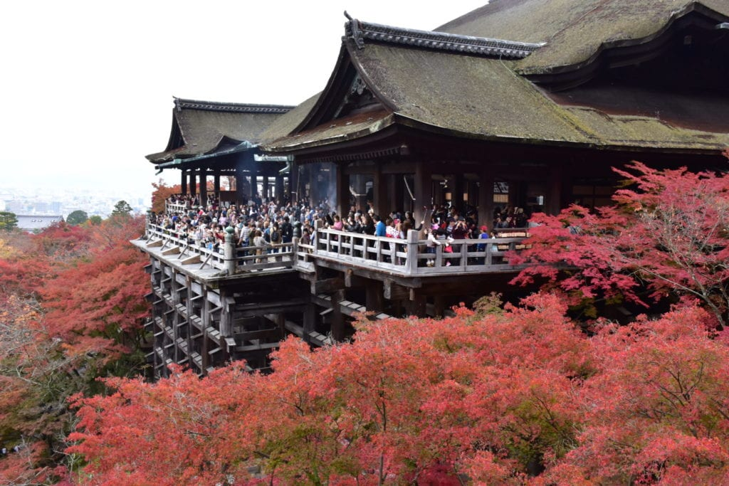 Kiyomizudera Temple - Best Of Japan: The Ultimate Two Week Itinerary