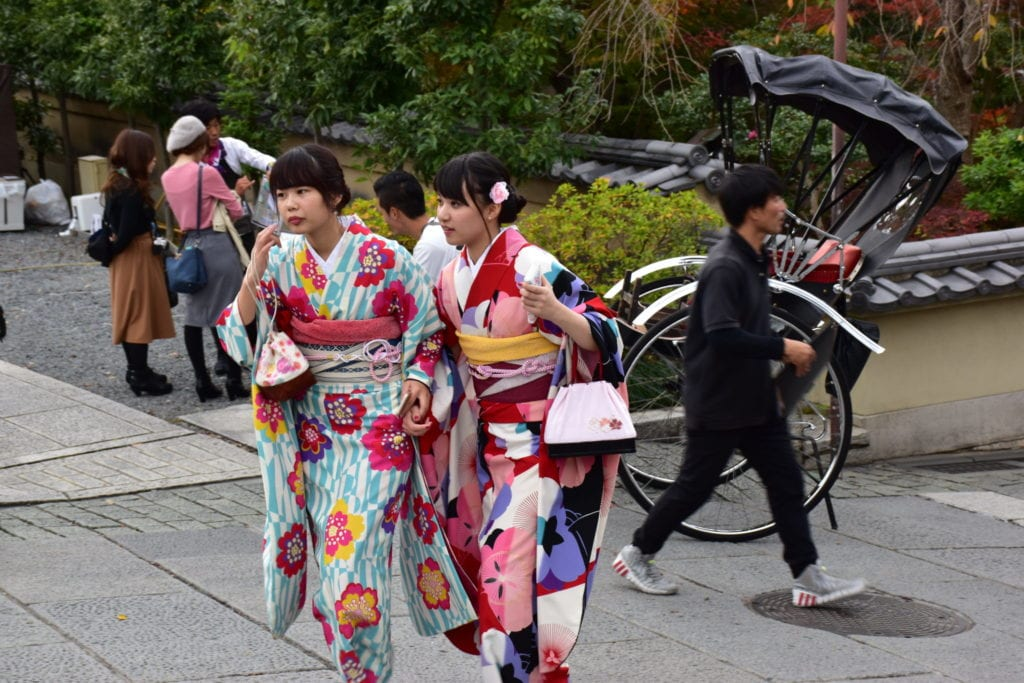 Free Walking Tour Kyoto - Best Of Japan: The Ultimate Two Week Itinerary