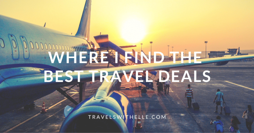Where I Find The Best Travel Deals