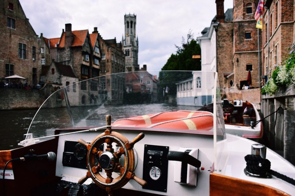 Photos That Will Inspire You To Visit Bruges, Belgium - www.travelswithelle.com