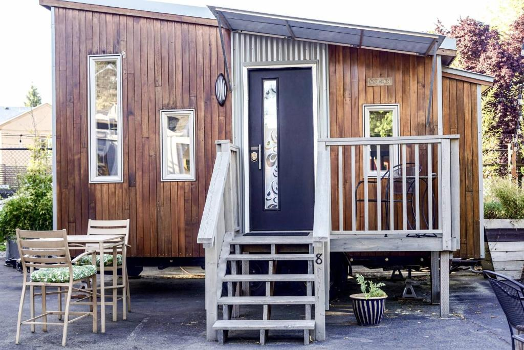 Tiny Digs Tiny Houses - Unique Places To Stay in Portland