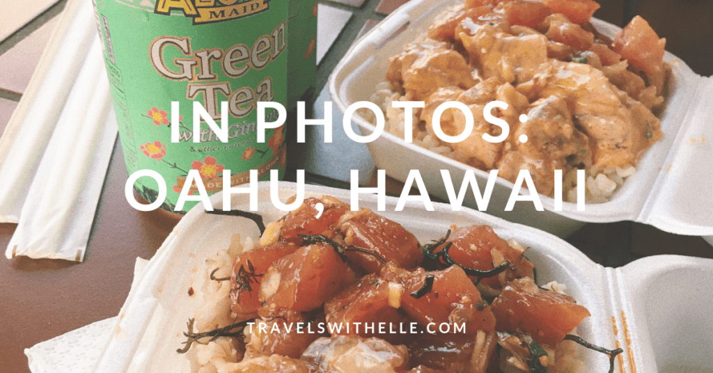 Oahu In Photos - www.travelswithelle.com