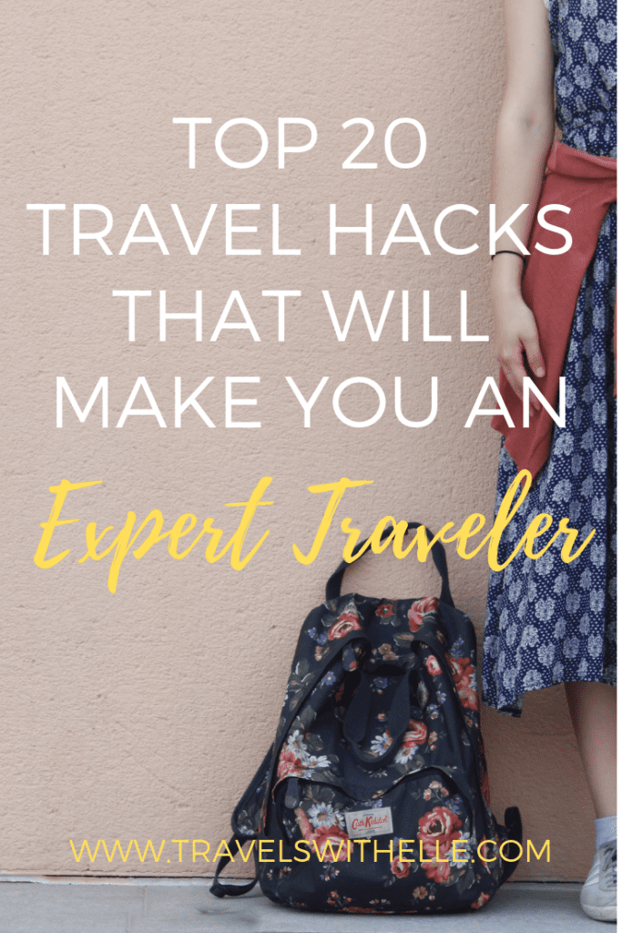 Brilliant Travel Hacks That Will Make You An Expert Traveler