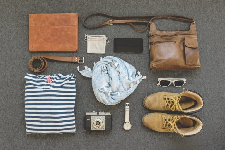 packing for minimalists - www.travelswithelle.com