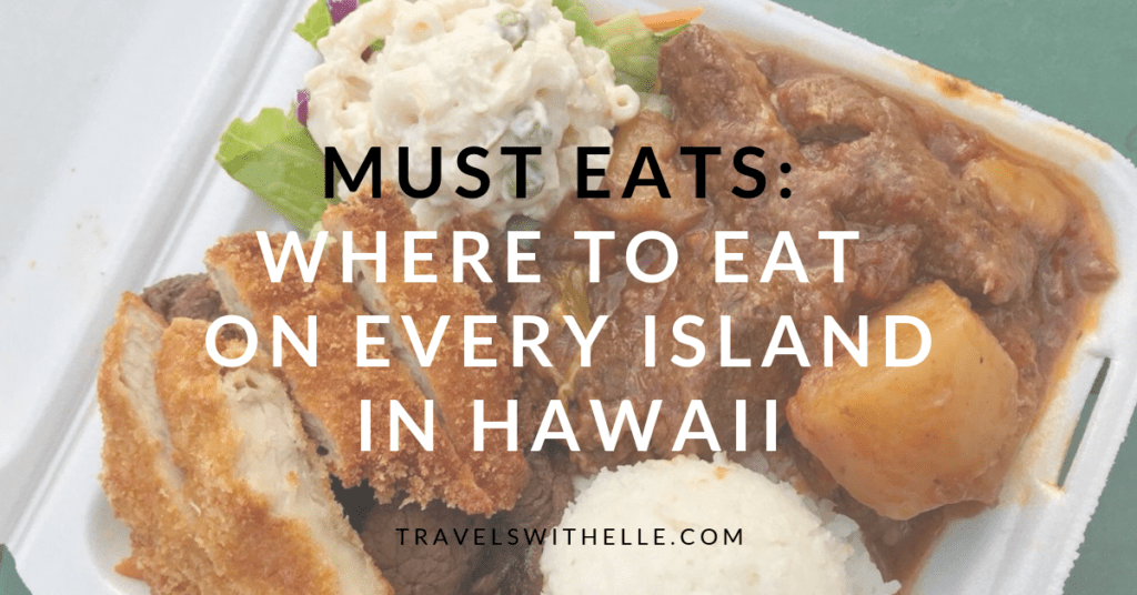 Must Try Restaurants: Where To Eat On Every Island In Hawaii