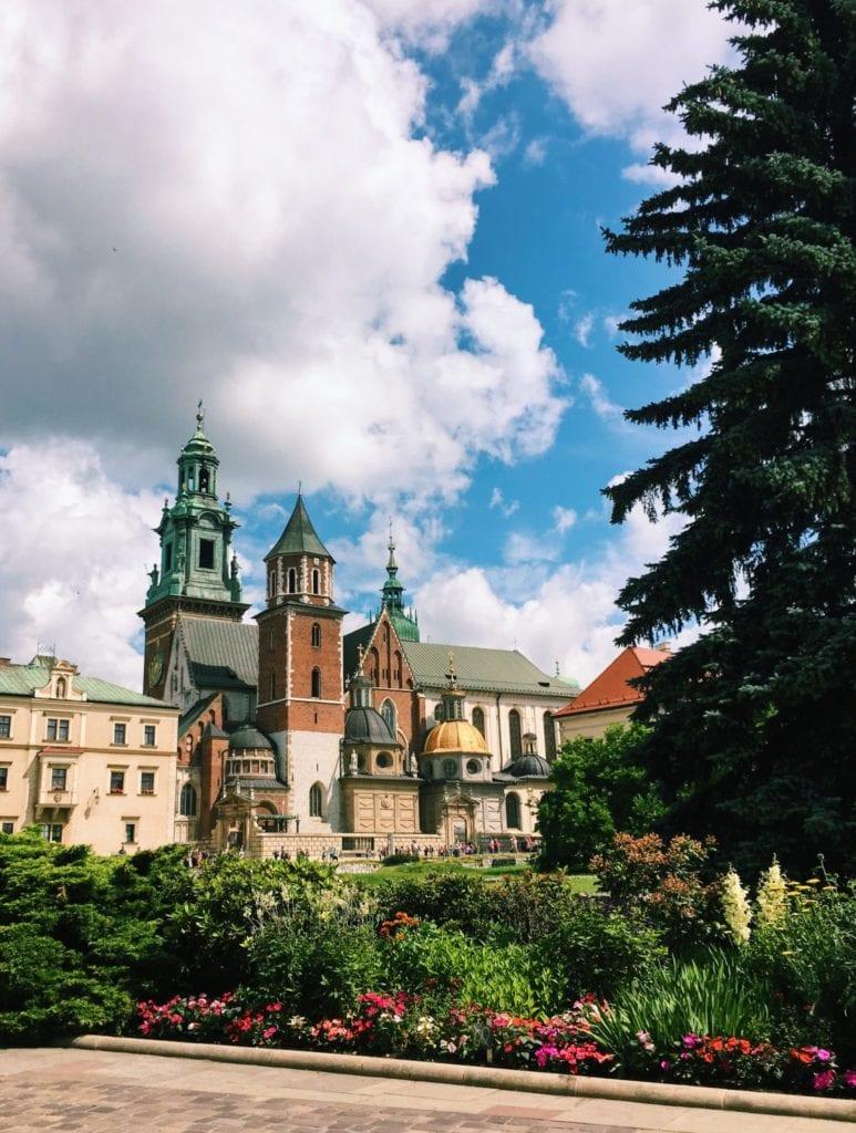 wawel castle krakow - www.travelswithelle.com