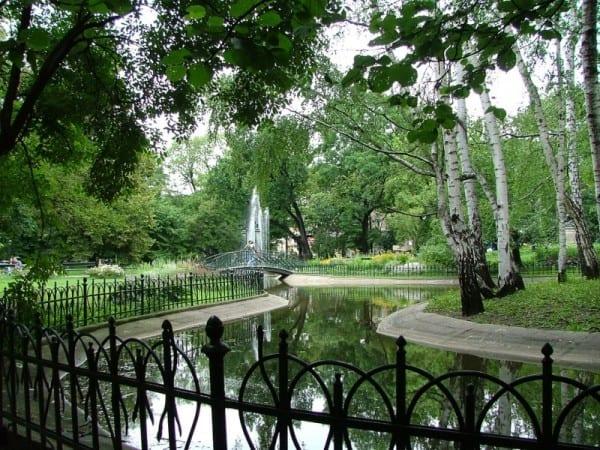 planty park krakow - www.travelswithelle.com