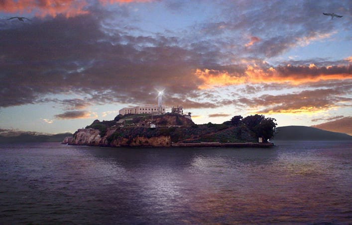 alcatraz san francisco - things to do in SF - travelswithelle