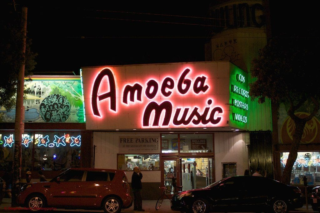amoeba haight san francisco