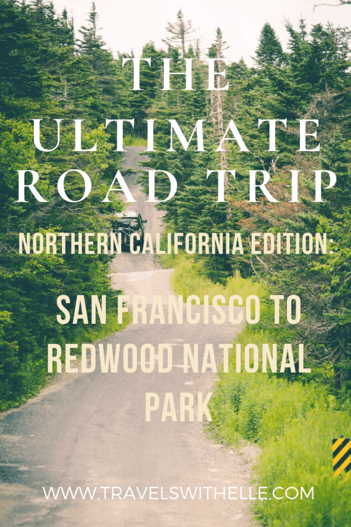 The Ultimate Northern California Road Trip Stops