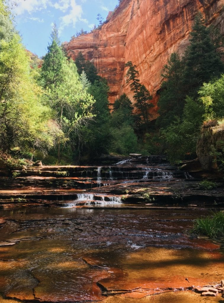 The Subway - Zion and Bryce Canyon Road Trip 5-Day Itinerary - TravelsWithElle