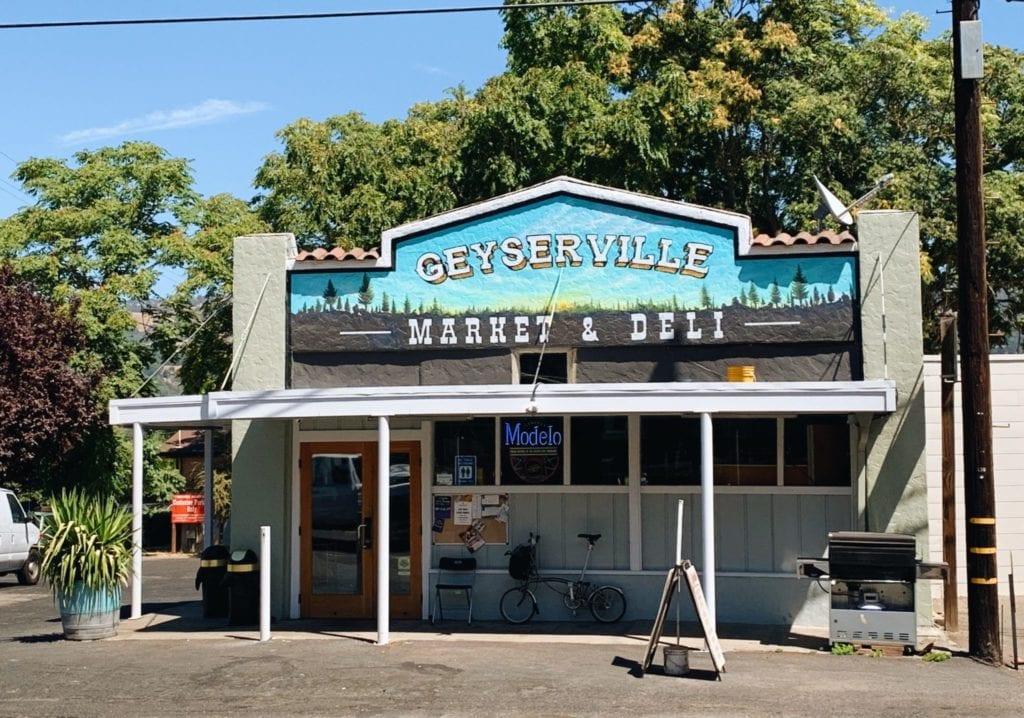 San Francisco to Mendocino Road Trip: San Francisco to Mendocino - Geyserville CA