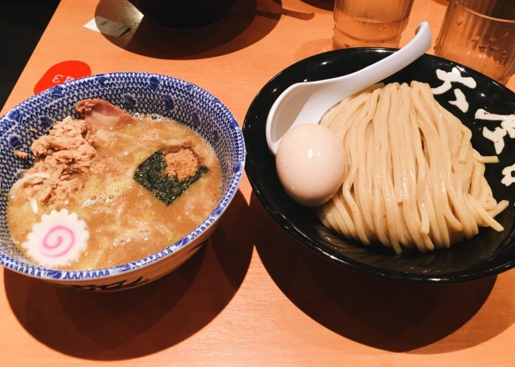 Rokurinsha Tsukemen - Best Of Japan: The Ultimate Two Week Itinerary
