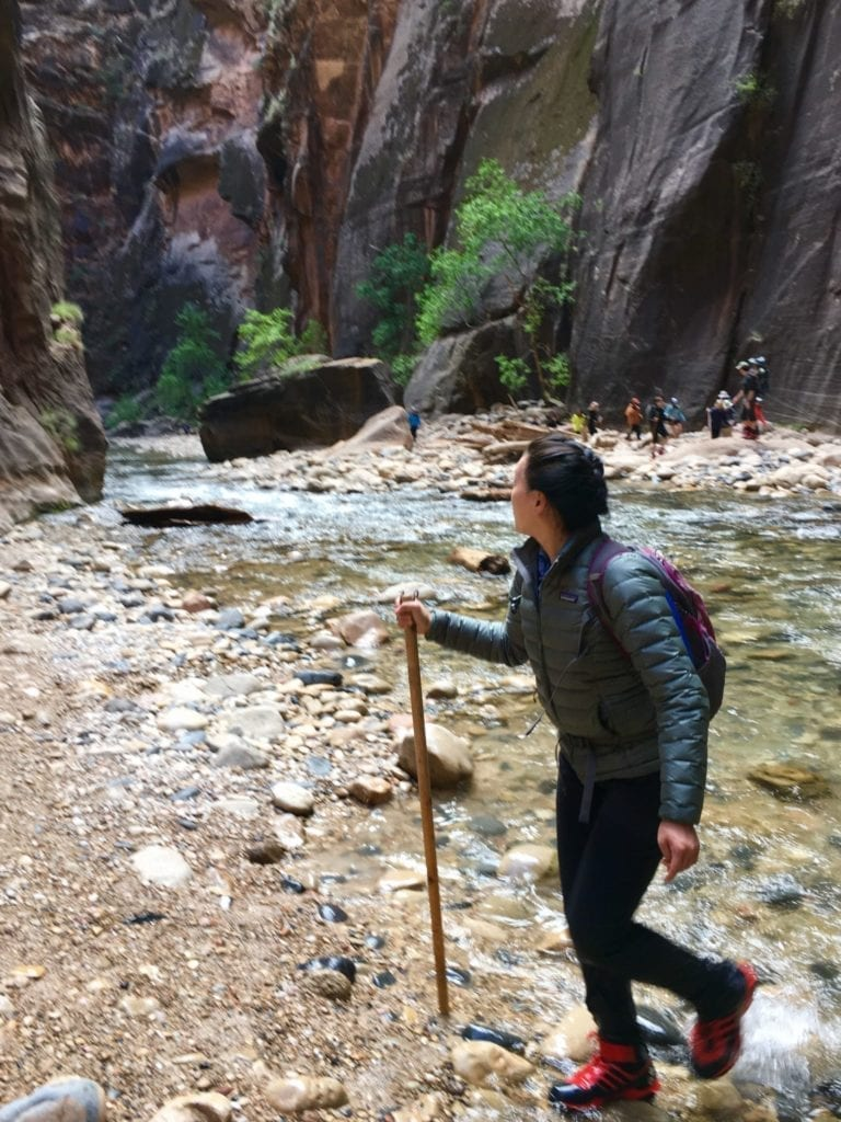 Hiking The Narrows Zion - Travels With Elle