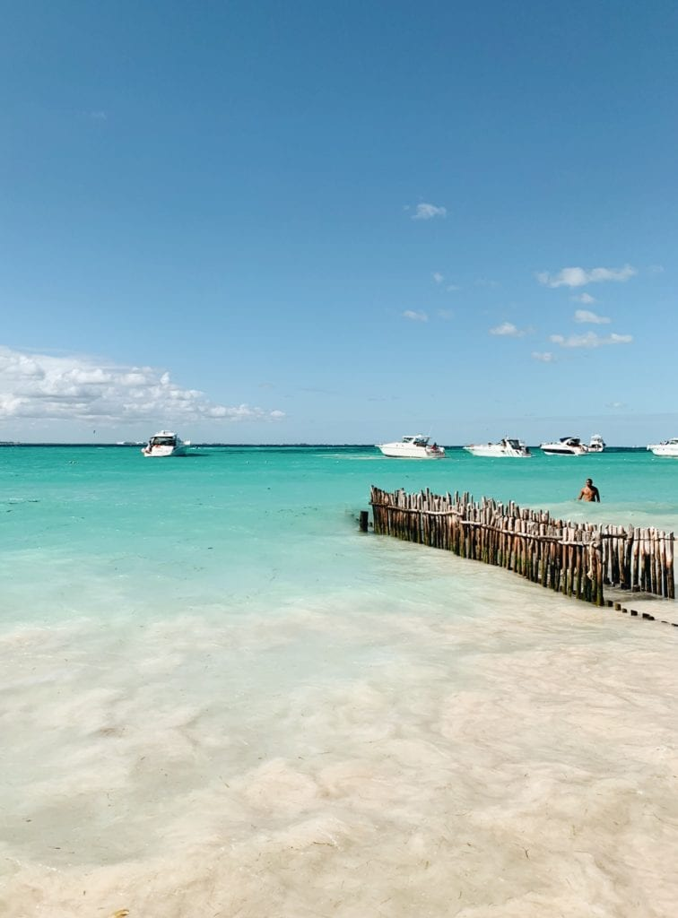 Playa Norte, Isla Mujeres - Travels With Elle