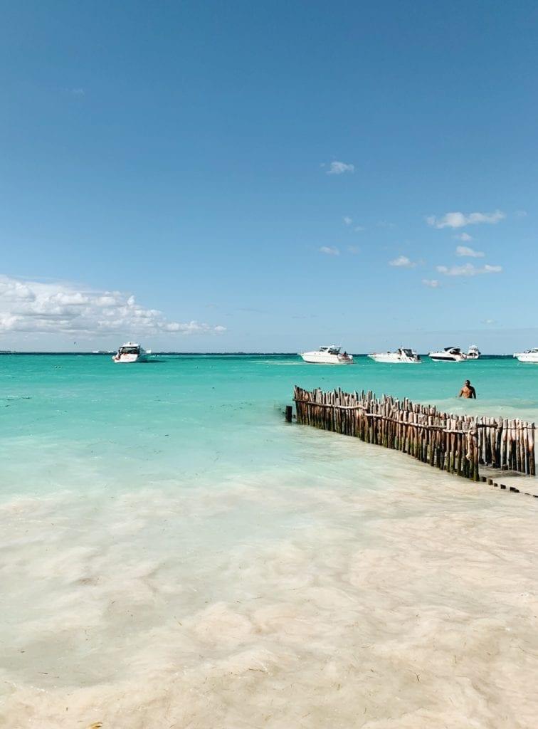 Playa Norte, Isla Mujeres - Travels With Elle