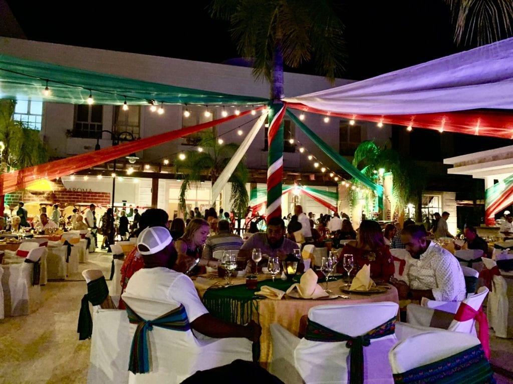 Fiesta Mexicana - Excellence All Inclusive Resort - TravelsWithElle