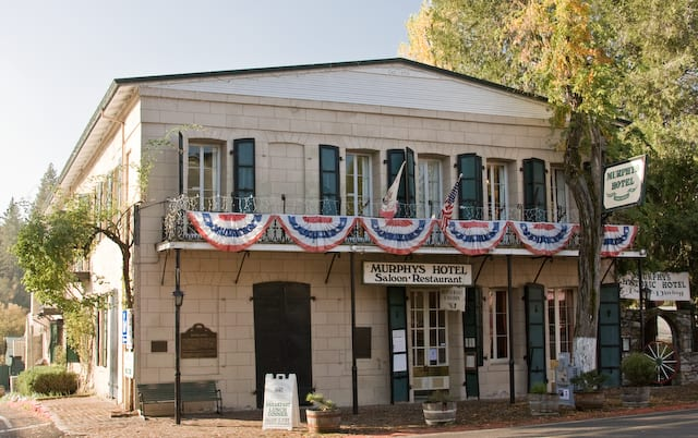 Murphys Gold Rush Town - Travels With Elle