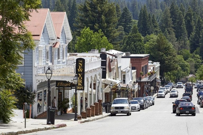 Nevada City - Gold Rush Town