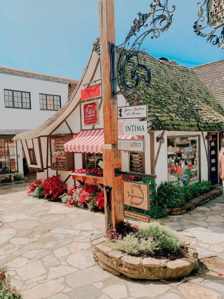 Carmel By The Sea - Travels With Elle