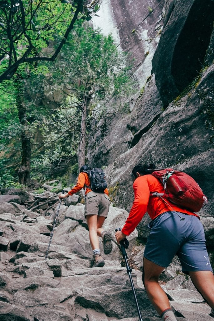Half Dome Hiking Tips - Travels With Elle