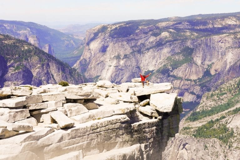 Half Dome Hike Tips - Travels With Elle