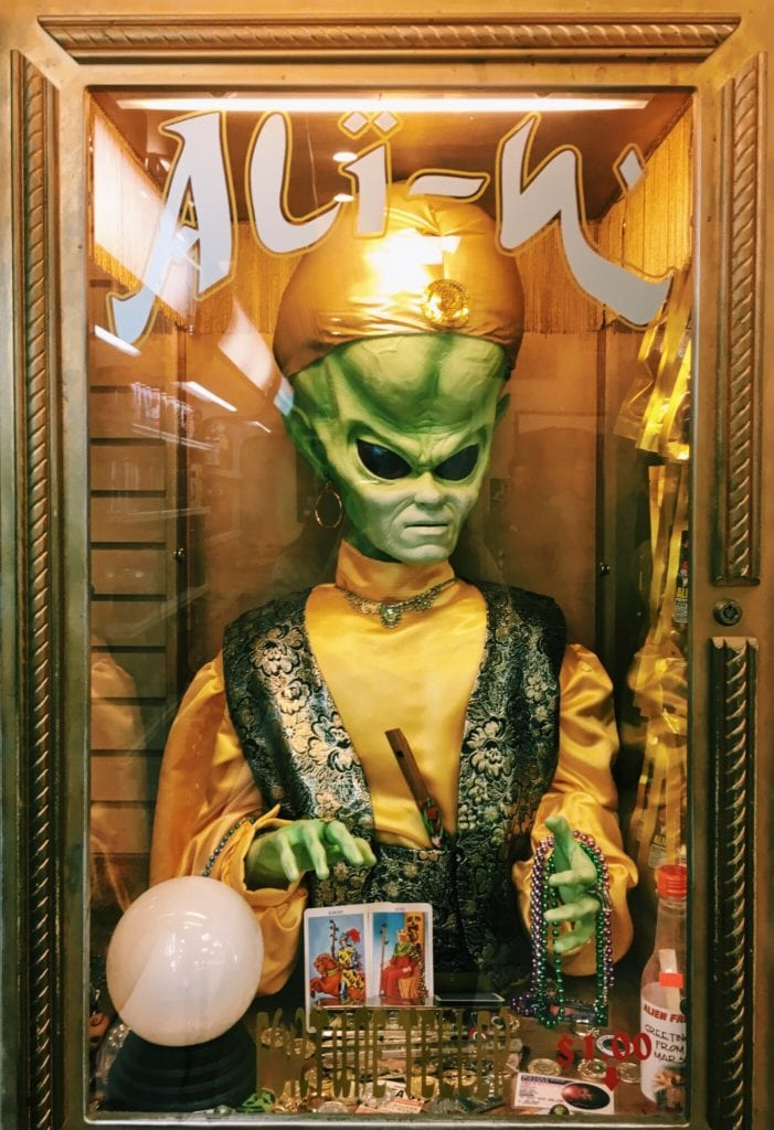 Alien Fresh Jerky - Los Angeles To Las Vegas Road Trip: Cool and Quirky Route 66 Stops - Travels With Elle