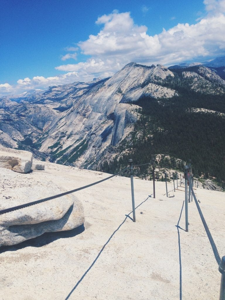 Half Dome Permits - Travels With Elle