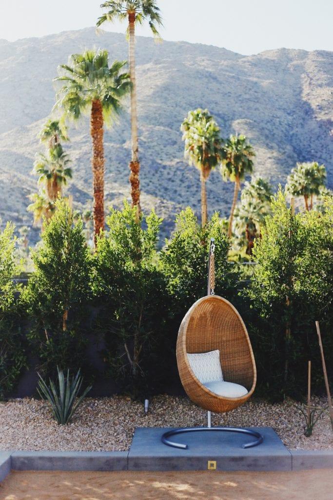 palm springs architecture decor
