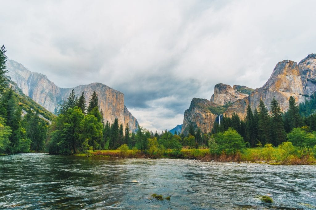 Things To See At Yosemite - Travels With Elle