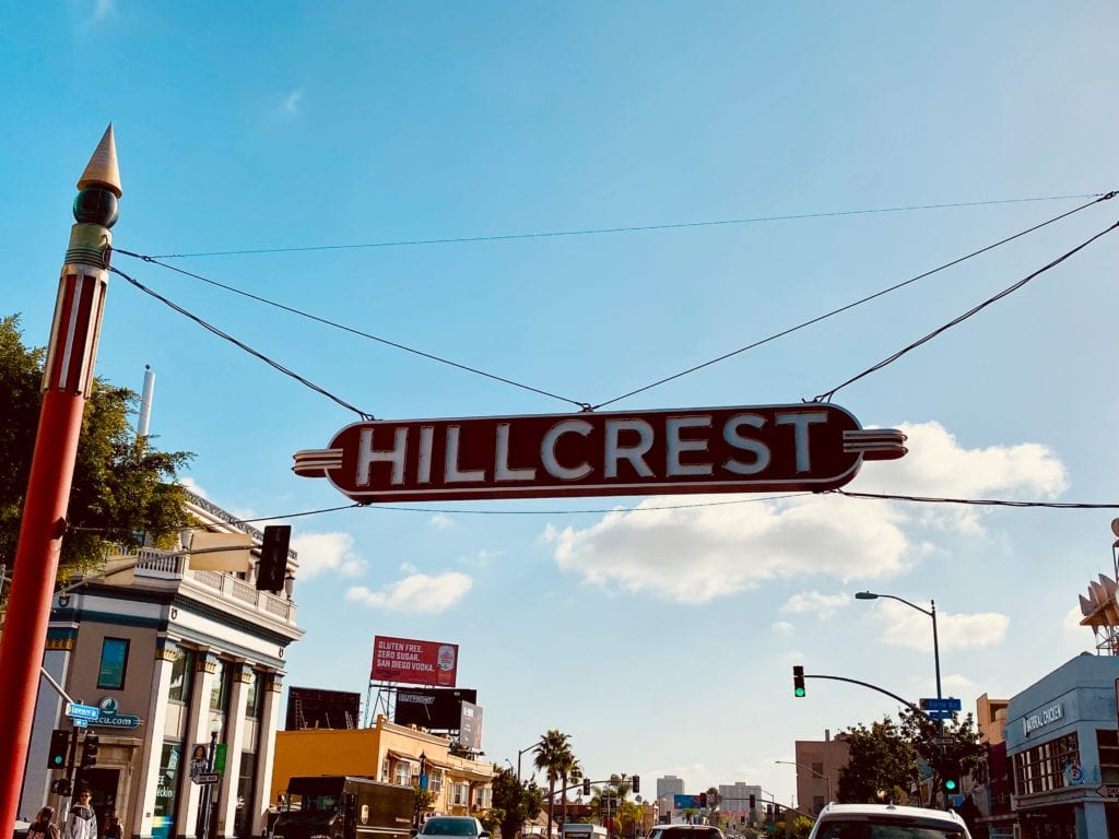 Hillcrest San Diego, CA - Travels With Elle