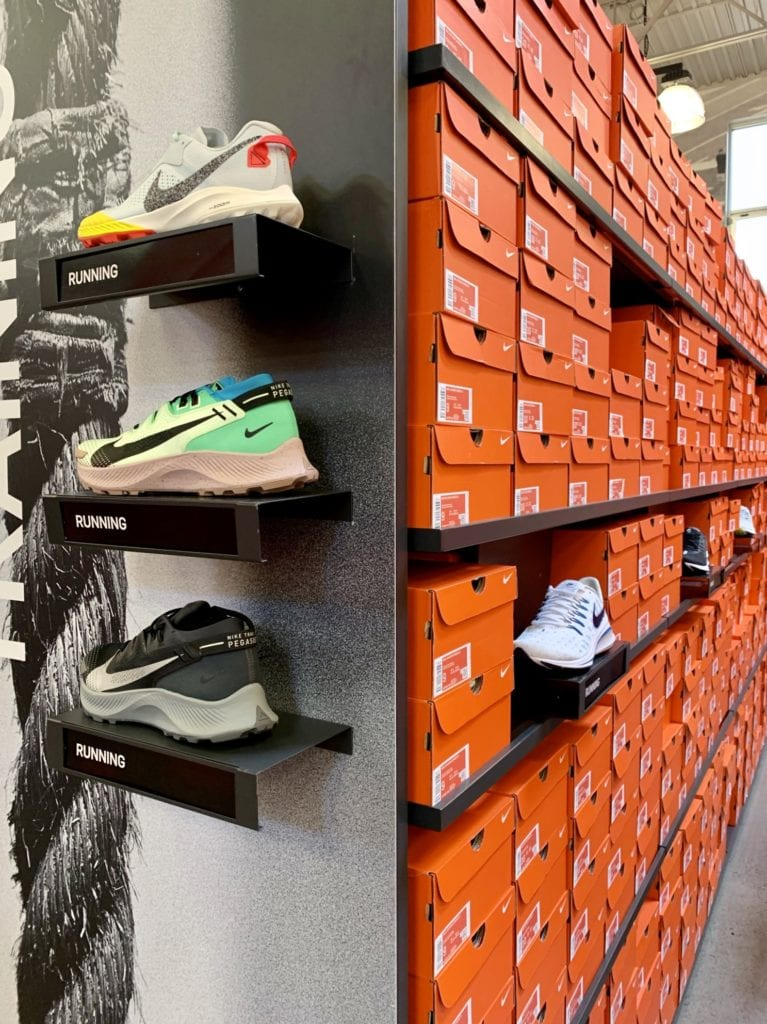 Nike Employee Store - Travels With Elle