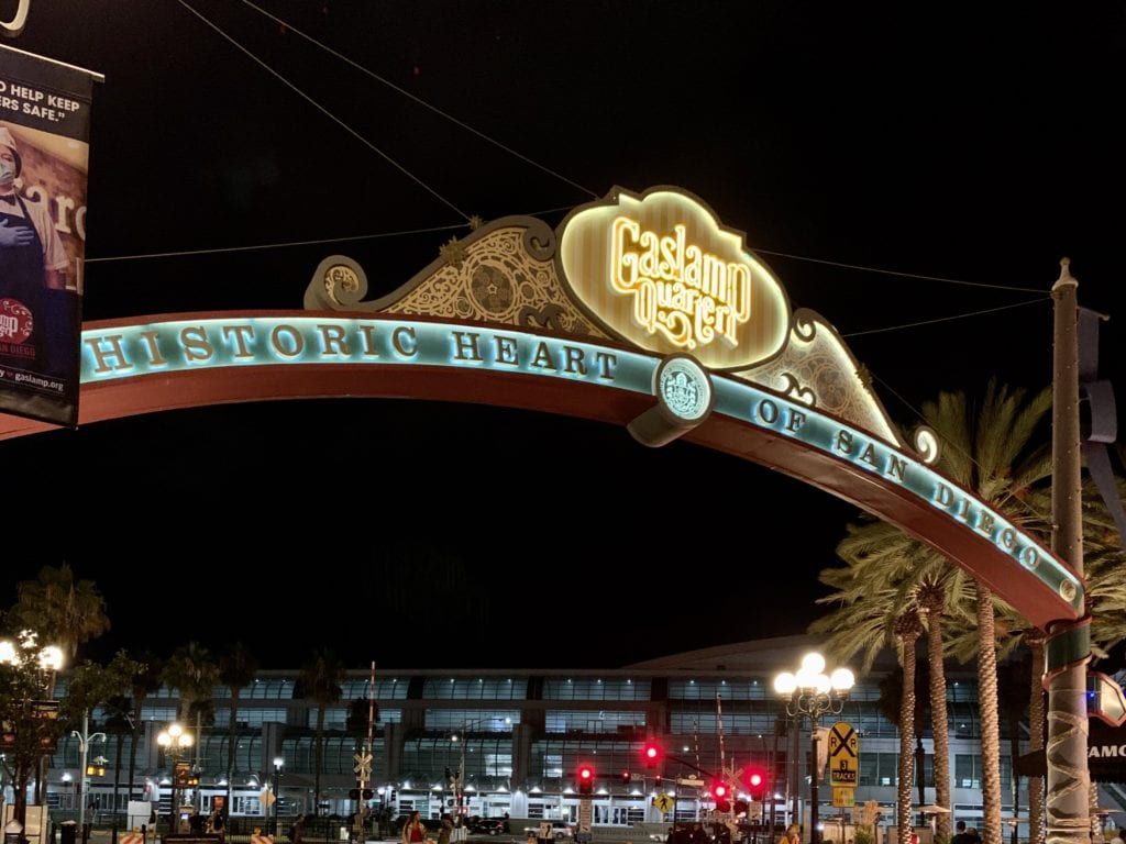 18 Exciting Things To Do In Downtown San Diego - Gaslamp District - Travels With Elle