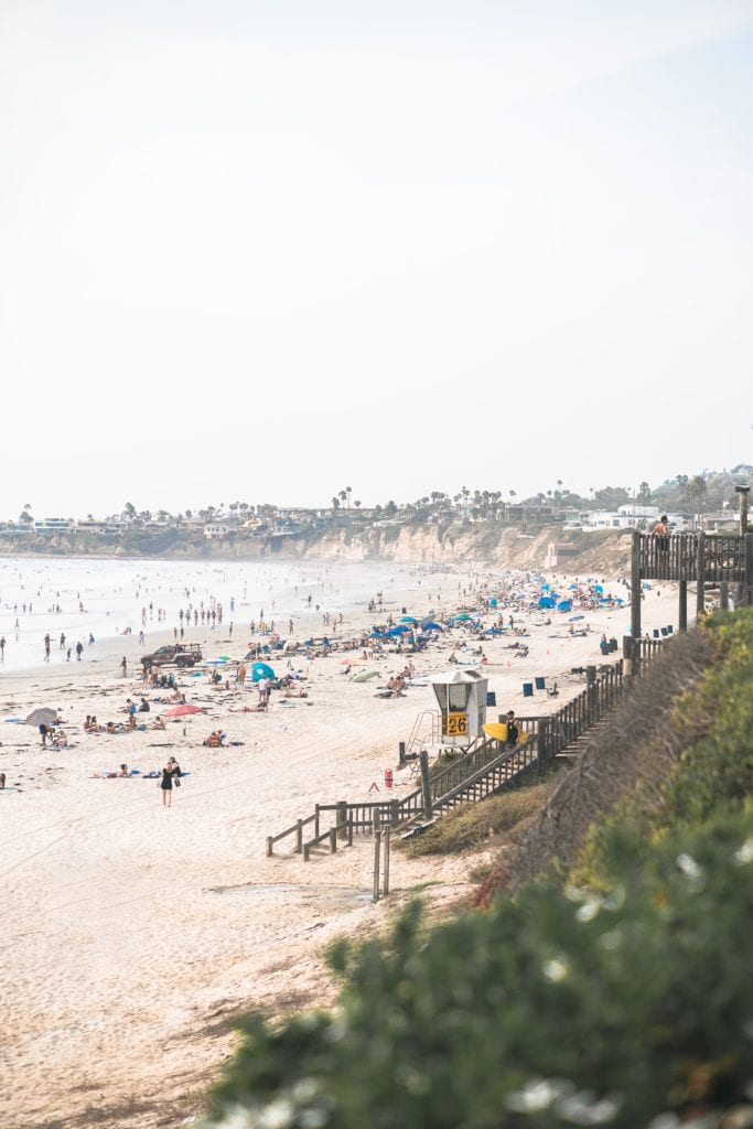 Pacific Beach San Diego, CA - Travels With Elle