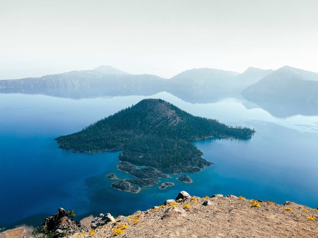 Crater Lake National Park - Travels With Elle