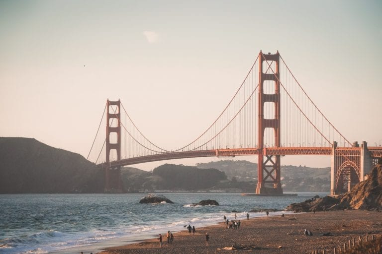 Baker Beach - Free Things to Do in San Francisco