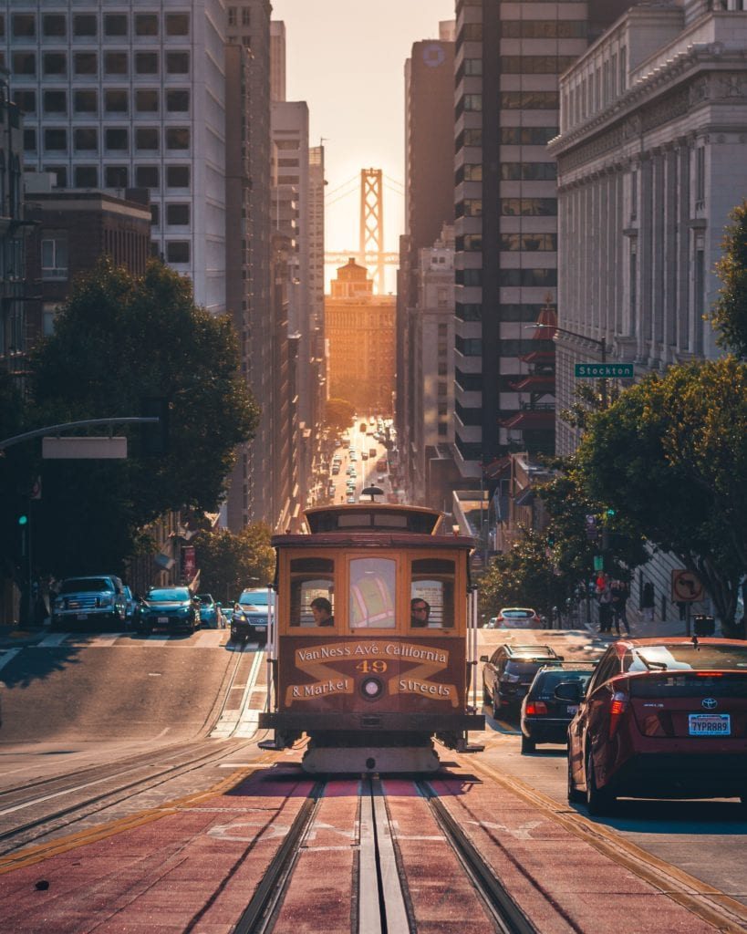 Cable Car - Free Things to Do in San Francisco
