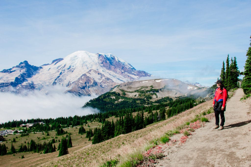 Mount Rainier National Park Weekend Trip Adventure: 2-Day Itinerary