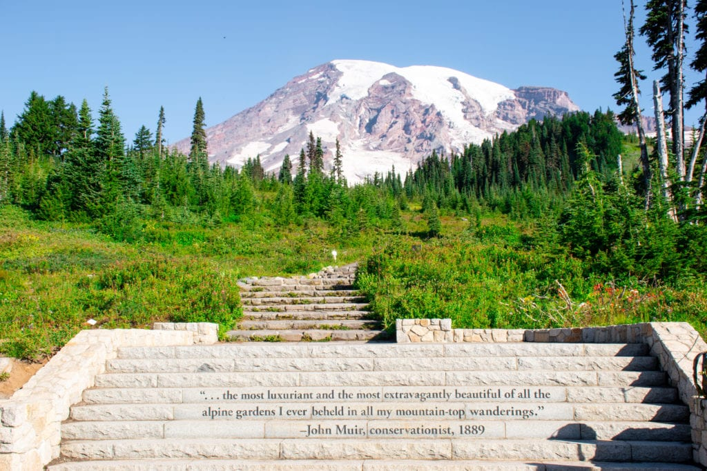 18 Best Things To Do At Mount Rainier National Park For First Timers - Skyline Trail