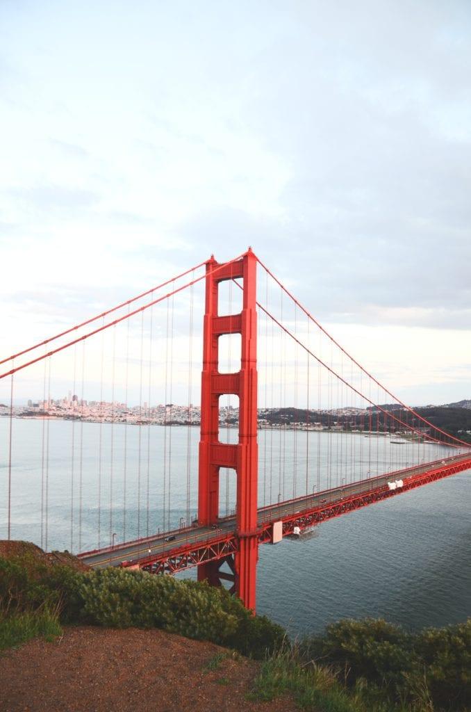 Golden Gate Bridge - Free Things to Do in San Francisco